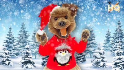 CBBC HQ - Design Your Christmas Jumper