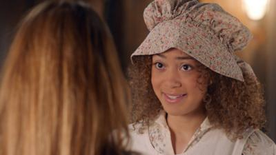 Holly Hobbie - Holly takes extreme measures to help Piper