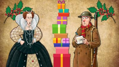 Horrible Histories - Horrible Histories: Christmas Gift Giver