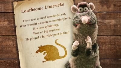 Horrible Histories - Quiz: Loathsome Limericks