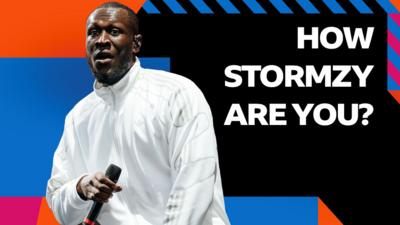 Radio 1 - Quiz: How Stormzy are you?