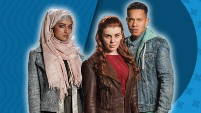 Wolfblood - How to get your new CBBC account