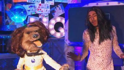 CBBC HQ - If CBBC HQ did Eurovision