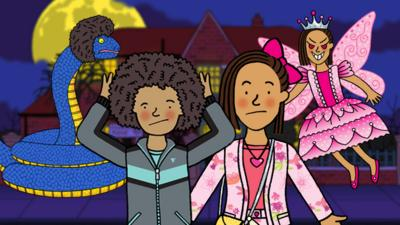 The Dumping Ground - The Dumping Ground: Face Your Fears!