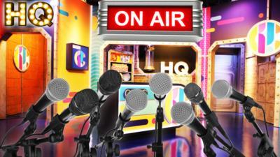 CBBC HQ - Intro a Show