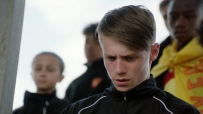 Jamie Johnson - Should Dillon go on the Gothia Cup stage?