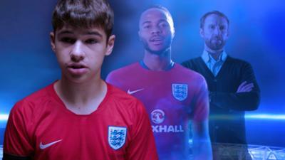 Jamie Johnson - Jamie Johnson's England Stars