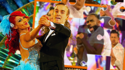Strictly Come Dancing on CBBC - Jigsaw: Strictly Come Dancing