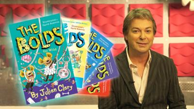 CBBC Book Club - Julian Clary answers your questions