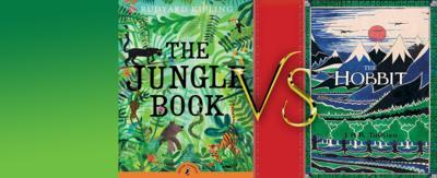 CBBC Book Club Book Slam JungleBook-Hobbit