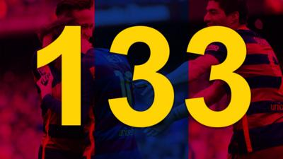 The number 133