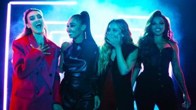 Little Mix The Search - Little Mix The Search - First Look Trailer