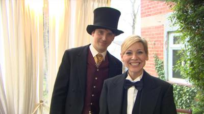 Marrying Mum and Dad  - Ed and Naomi tested on Sherlock Holmes