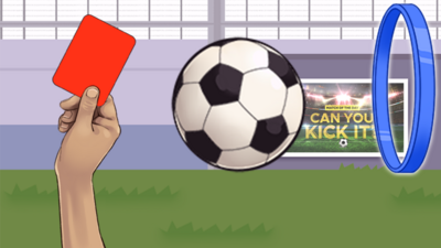 Match of the Day Kickabout - Quick Play: MOTD Can you kick it?