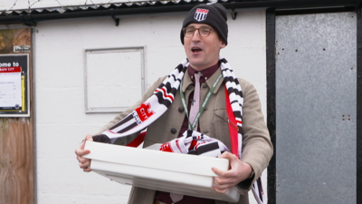 MOTD Kickabout - Meet the Bath City super fans!