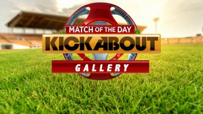 MOTD Kickabout - Match of the Day Kickabout Gallery