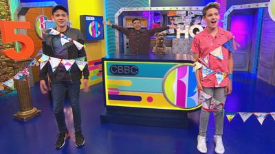 CBBC HQ - You Sent Us Your Summer Bunting