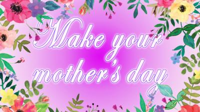 CBBC HQ - Make your mother's day