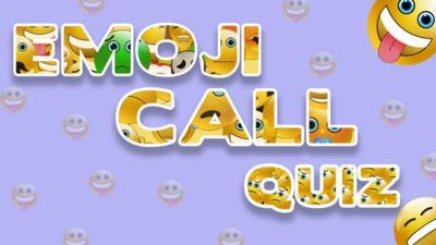 Saturday Mash-Up! - QUIZ: Emoji Calls Trivia