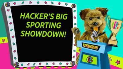 BBC Sport - Quiz: Hacker's Big Sporting Showdown