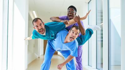 Blue Peter - 'Build The Bones' Challenge