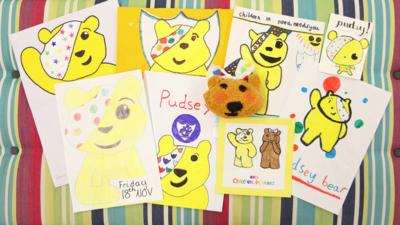 Blue Peter - Post of the Week: Children in Need