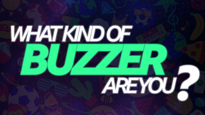 CBBC Buzz - What kind of Buzzer are you?