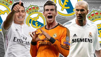 MOTD Kickabout - Are you the ultimate Real Madrid fan?