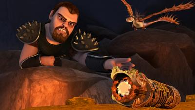 Dragons: Race to the Edge - Race the Clock: Dragon Spotter