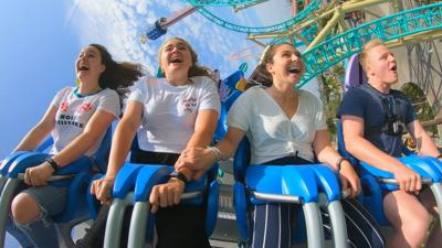 Matilda and the Ramsay Bunch - Tilly's Food Blog - The Scariest Ride
