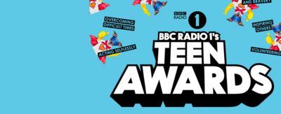 Radio 1 Teen Award Quiz with Logo