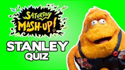 Saturday Mash-Up! - QUIZ: Saturday Mash-Up!'s Stanley