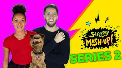 Saturday Mash-Up! - Saturday Mash-Up! Series 2