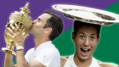 BBC Sport - Could you be a Wimbledon Champion?