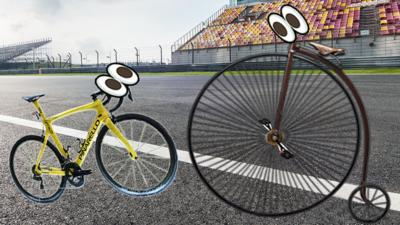 BBC Sport - Which cycle are you?