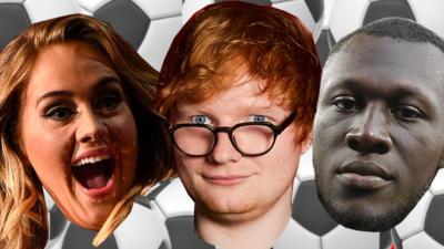 MOTD Kickabout - Celebrity Football Match