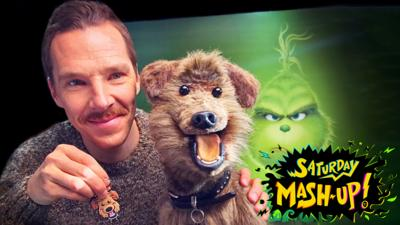 Saturday Mash-Up! - Hacker meets Benedict Cumberbatch