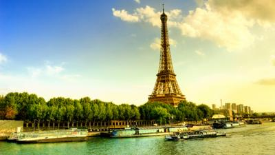 All Over the Place Asia - Quiz: Do you know the Eiffel Tower?
