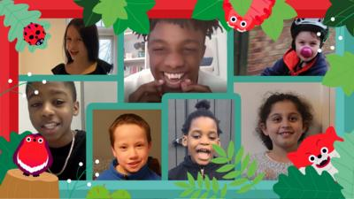 CBBC - Share a Smile: Your Smiles