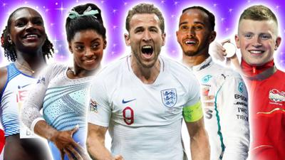 BBC Sport - Which 2018 Sporting Legend are you?