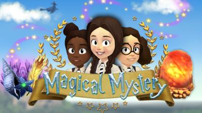 The Worst Witch - Play The Worst Witch Magical Mystery Game Challenges