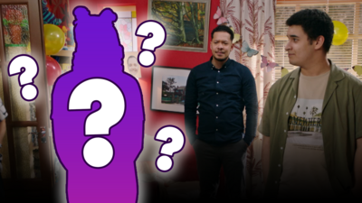 The Dumping Ground - Quiz: The Dumping Ground: Who's That?! 2
