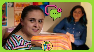 The Dumping Ground - My DG Ep12 - Read Jody's Replies