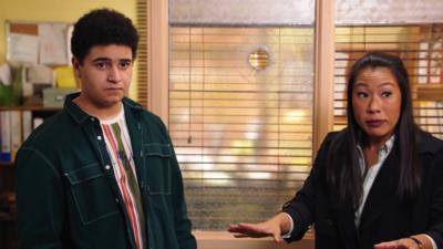 The Dumping Ground - A window has been smashed - was it Bird?