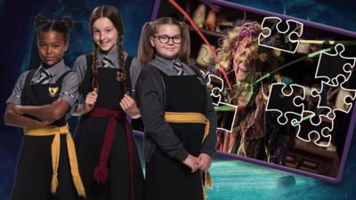 The Worst Witch - Jigsaw: The Worst Witch S3