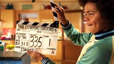 The Dumping Ground - The Dumping Ground Bloopers