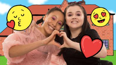 The Dumping Ground - Who is your DG Valentine?