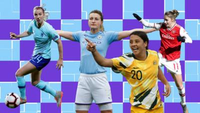 Match of the Day Kickabout - Which 2020/21 WSL superstar are you?