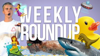 CBBC HQ - Despacito, New Emojis and Shark Racing
