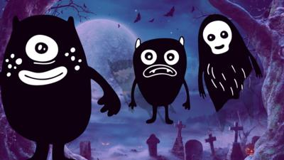 CBBC - Which Halloween monster are you?